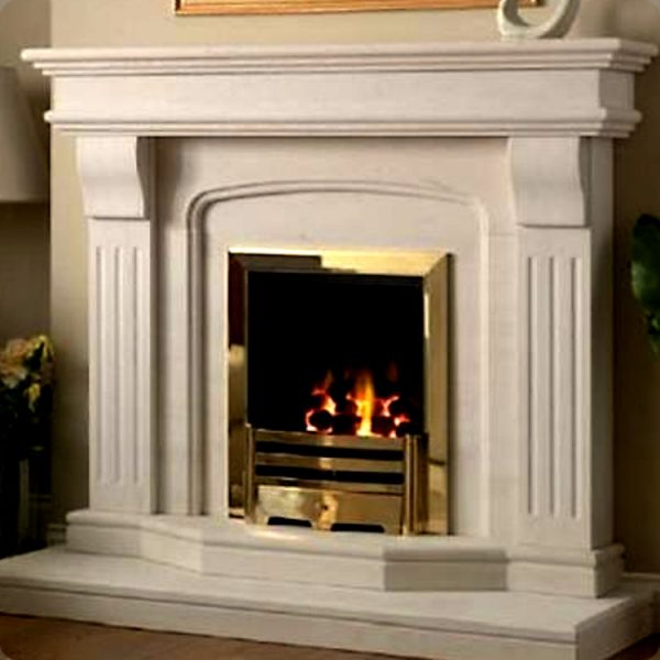 Stainton Quarry Masonry Fire Surround